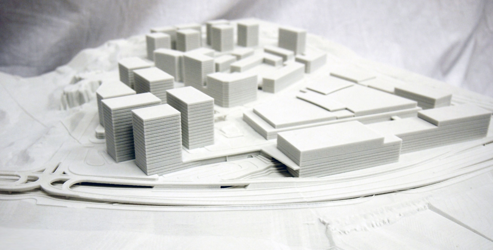 Architectural 3D Print from SketchUp Model