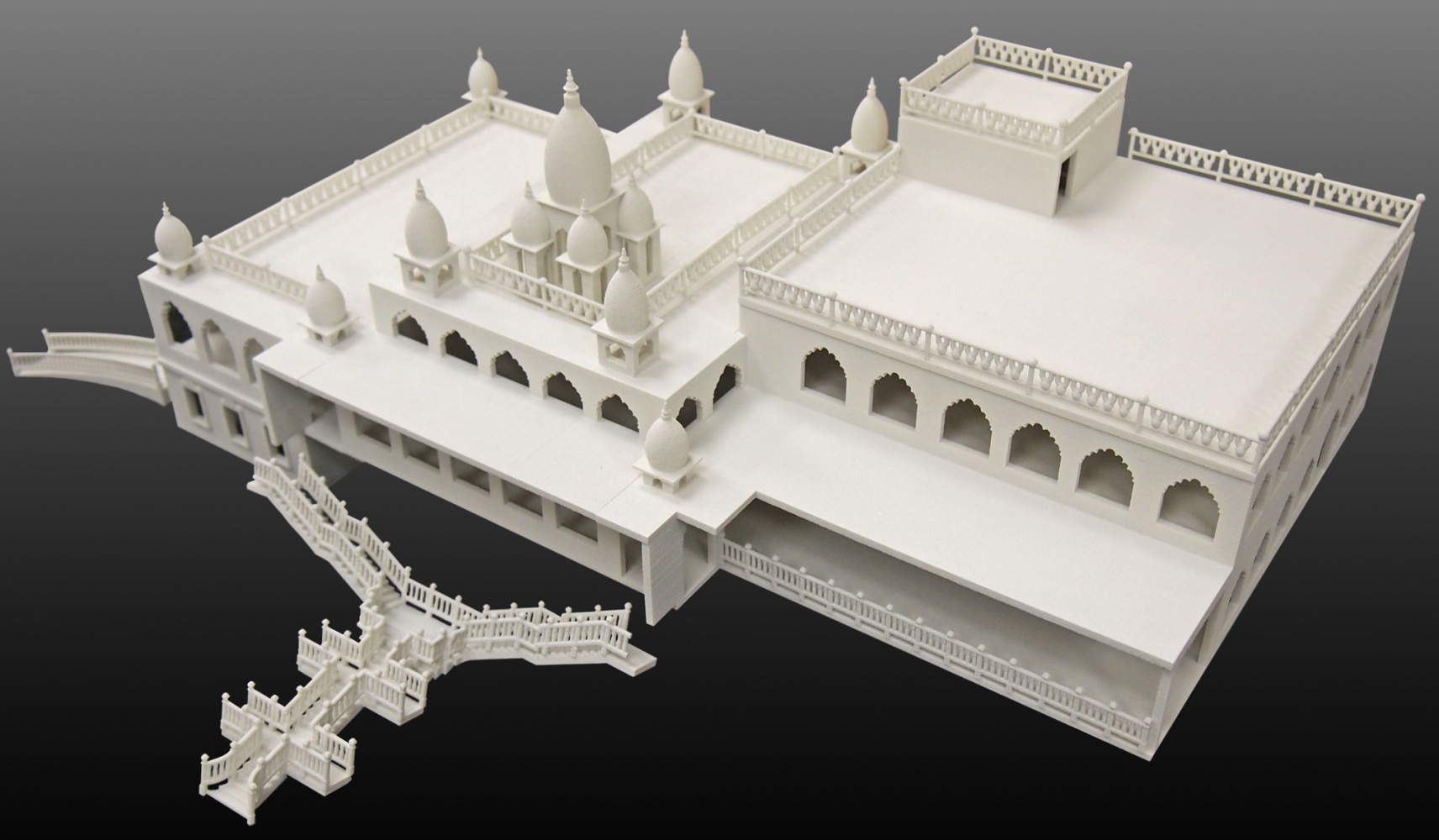 3D Print of a Temple