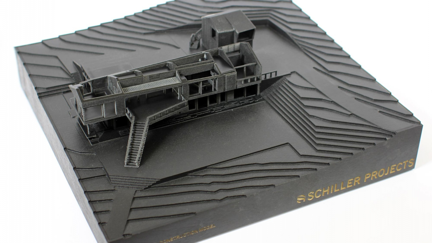 Schiller projects take apart residential 3d print lgm for 3d printer house for sale