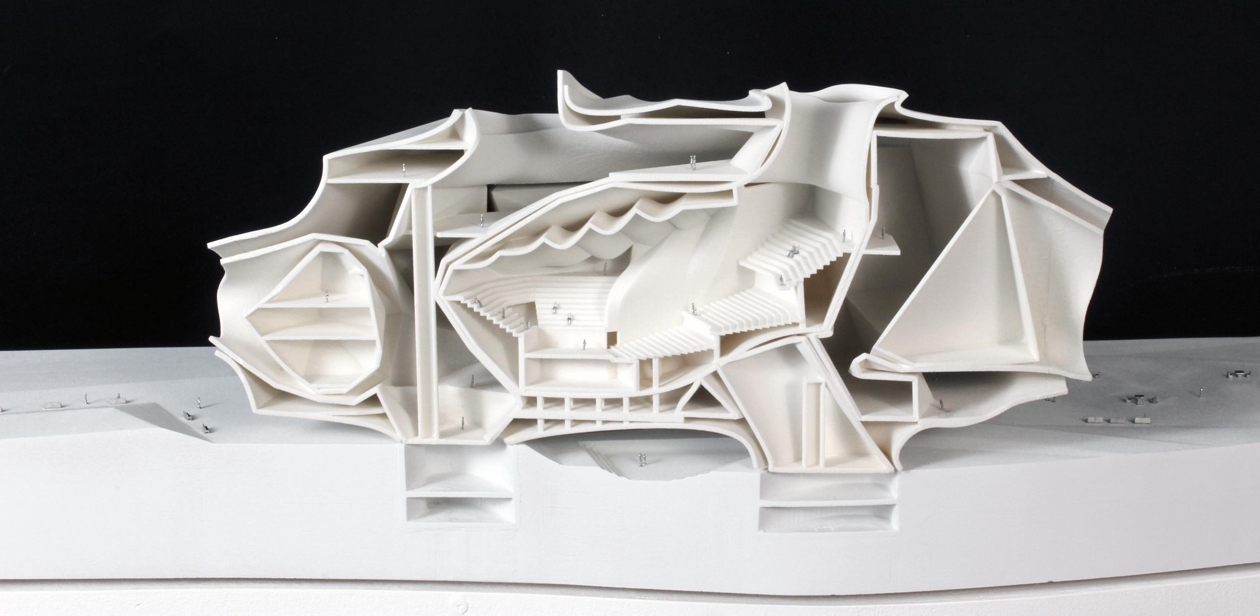 3d printing for architecture and design students lgm for Print architectural plans