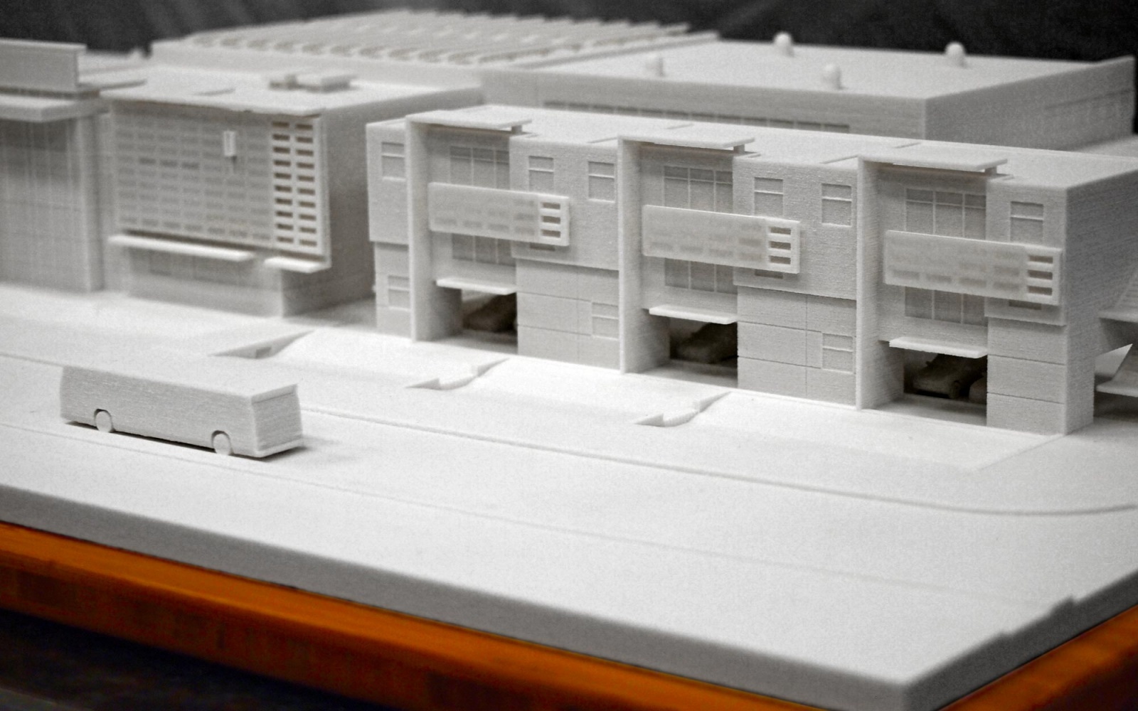 RNL START Architectural Competition Model