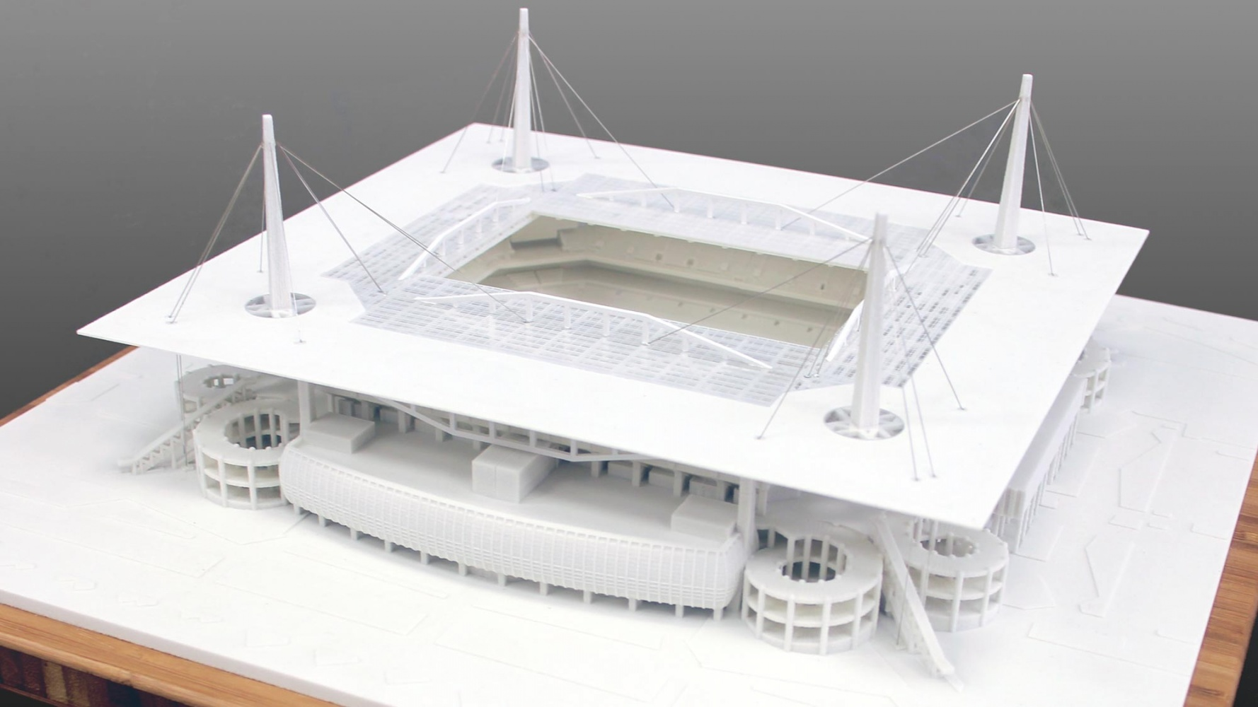 Newest Miami Dolphins Stadium Model