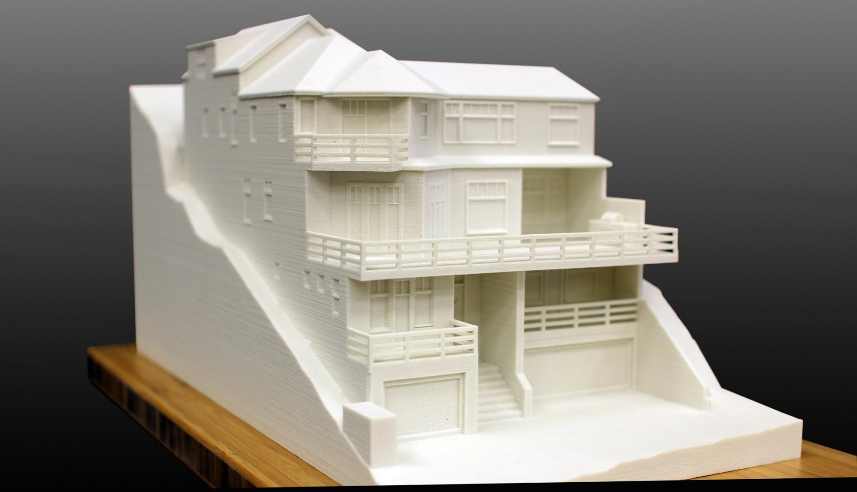 Residential 3d print lgm for 3d printer house for sale