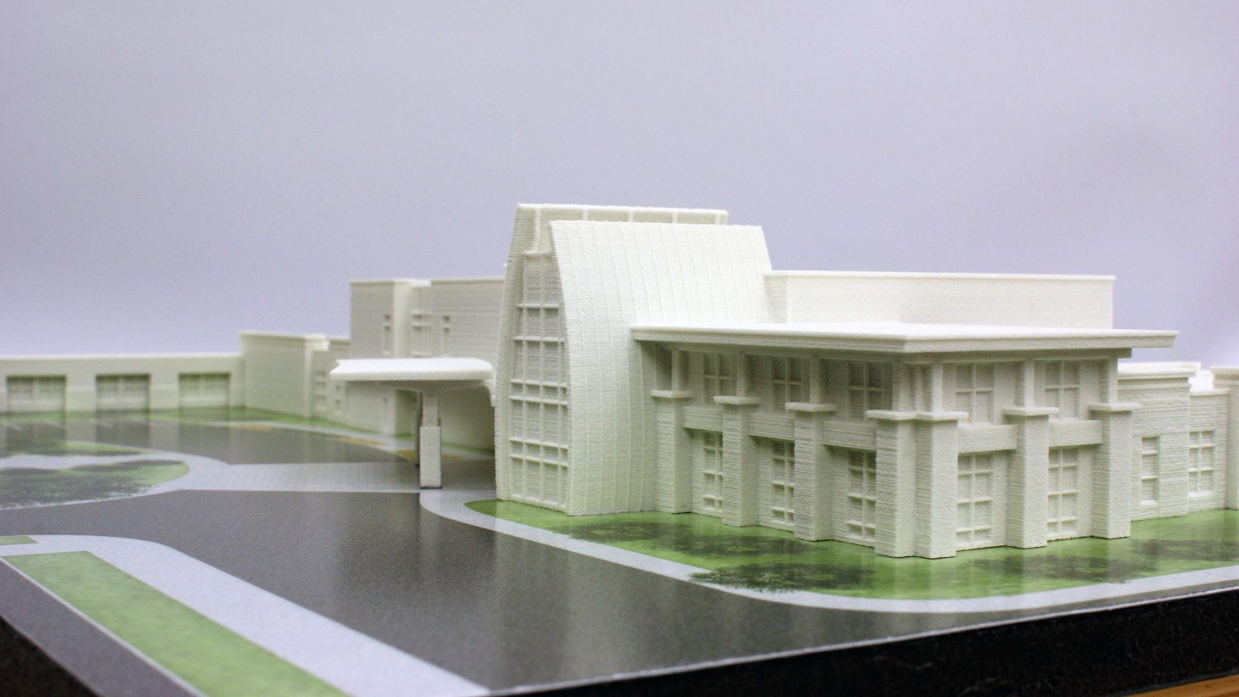 Color architecture model